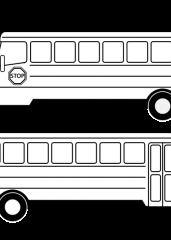 2 avtobusa
