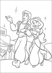 Aladin s princeso