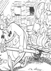 Asterix in Obelix