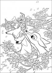 Bambi poljub