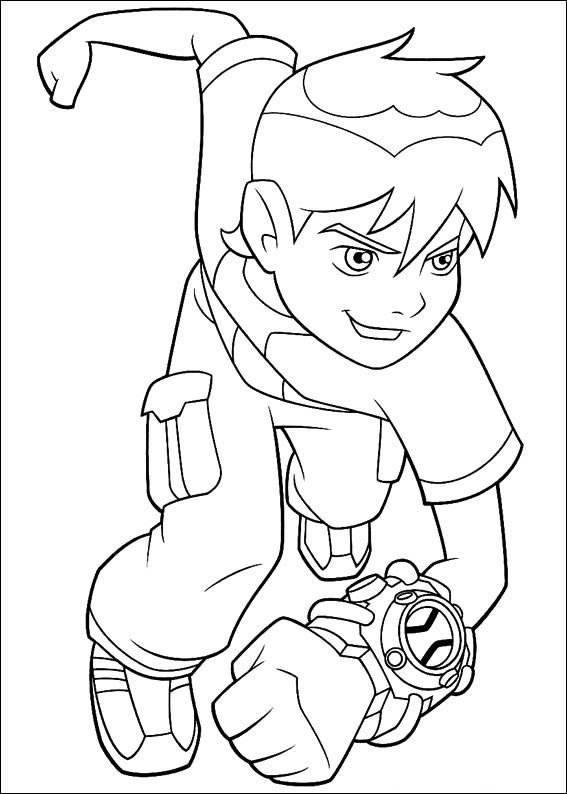 ben and jerry coloring pages - photo#29