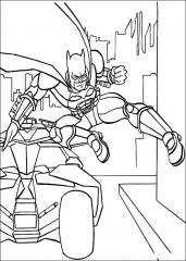 Batman v boju