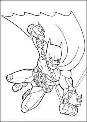 Batman v napadu