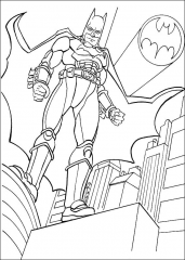 Batman na nebotičniku