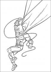 Batman skok
