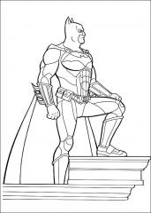 Batman na stopnicah