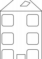 Pobarvanka blok