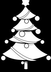 Božična smrekica