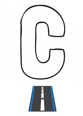 Črka C