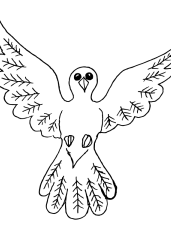 Pobarvanka galoba