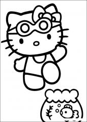 Hello Kitty z ribico