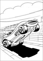 Hot Wheels dirkalnik