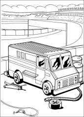 Hot Wheels kombi