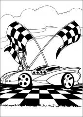 Hot Wheels zmagovalec