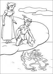 Peter Pan na oblaku