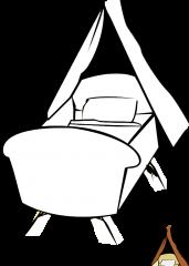 Pobarvanka jaslic
