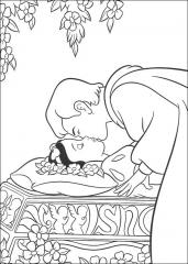 Poljub Sneguljčice