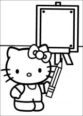 Prikupna Hello Kitty