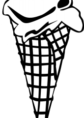 Sladoled v kornetu