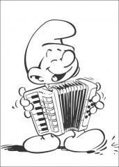 Smrkec s harmoniko
