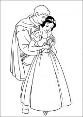 Sneguljčica in princ